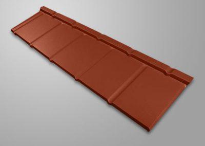 Brick Matt (RAL 8004)