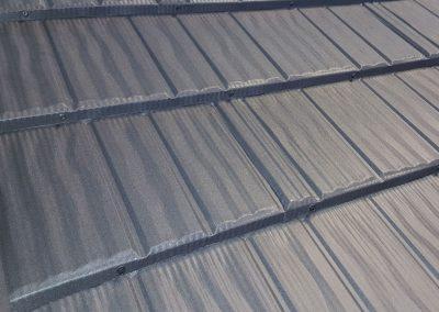 Tigla metalica Novatik Wood